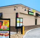Subway Drive-Thru/Pre-Sell Menuboards