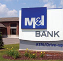 Financial Outdoor Signage