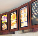 Indoor Menuboards